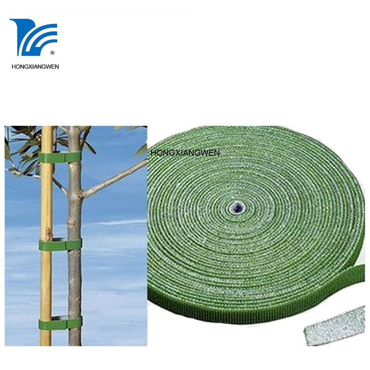 Hook loop wrap Plant Ties