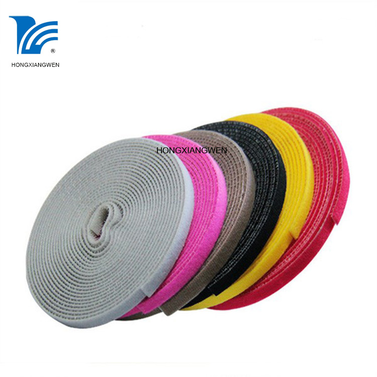 25m Hook and Loop Continuos Double Sided