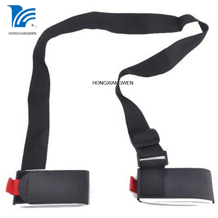 Promotional ski carrier strap