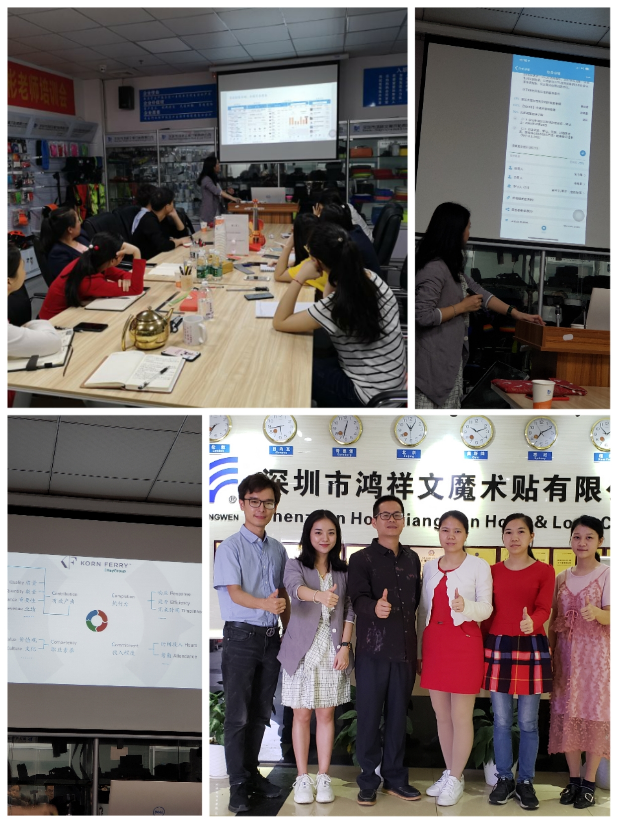 Hongxiangwen corporate culture  learning