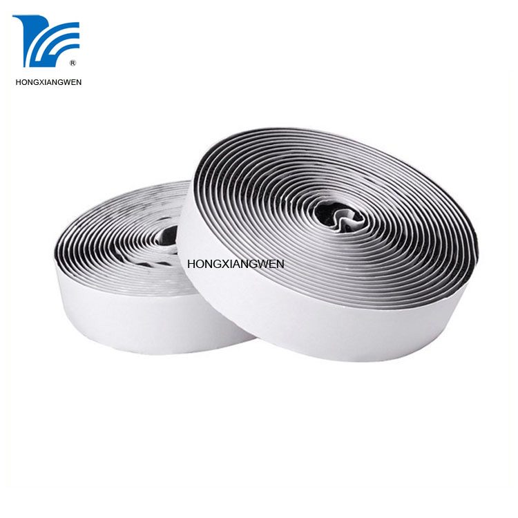 Heavy Duty Heat Resistance Self Adhesive Hook Loop Tape