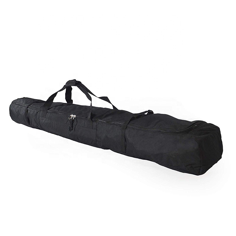 600D Waterproof Nylon Cross Country Ski Roller Bag
