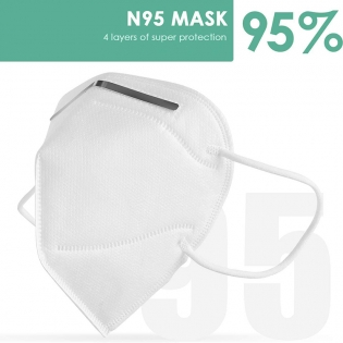 FDA CE Mask Dust KN95 N95 Mask & Disposable Face Mask Manufacturer