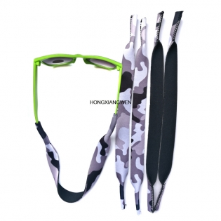 Multicolor Floating Sports Safety Retainer Glass Strap