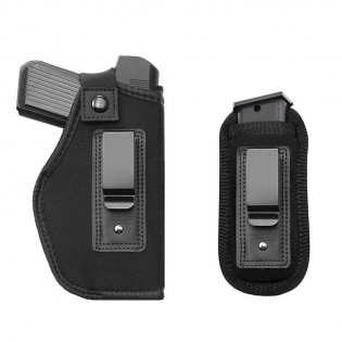 Neoprene Tactical Iwb Holster with Magazine Pouch