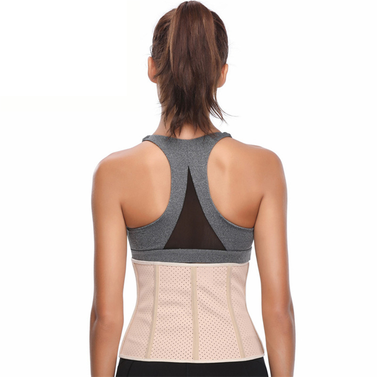 Is it necessary to wear waist trainer corset when exercising?