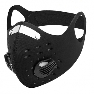 Wholesale Neoprene Cycling Face Cover with Carbon Filter