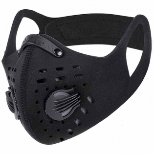 Neoprene Dust Breathable Cycling Face Cover