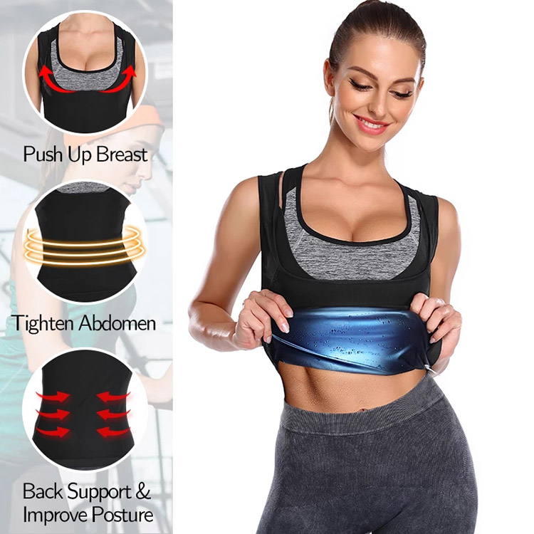Sweat Vest for Women